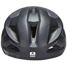 Bern FL-1 Kask rowerowy czarny